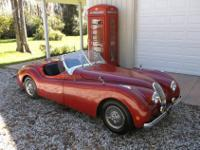 1952 Jaguar XK120 Replica 302 V8 XKEYour going to love