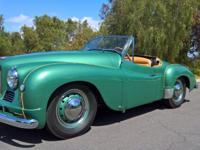 1952 Jowett Jupiter Mk1 The Best Jupiter On Earth.  For