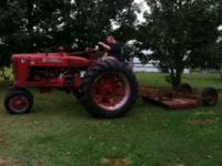 I have a 1952 McCormick Farmall Super M Tractor for