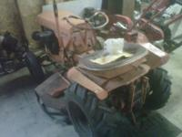 1952 Simplicity Riding Lawn Mower. $350.00 Call  //