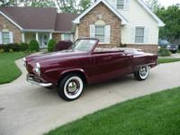 1952 Studebaker Roadster ..None Other Like It