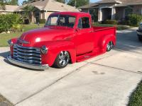 1952 Chevrolet 3100 Pickup 5 Window RESTOMOD.  This is