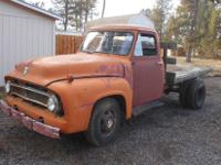 1953 Ford 1Ton Straight off the ranch. wishes to go to