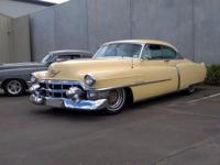 1953 CADILLAC COUPE DE VILLE IN EXCELLENT OVERALL