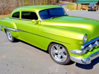 1953 Chevrolet Bel Air 150 210 One of a Kind.  Truly