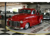 1953 Chevrolet Stepside Pickup, Fully Restored - This