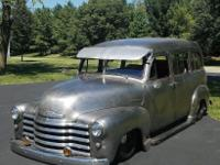 Selling our 1953 suburban, only to buy a car I have