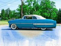 Up for sale is a Custom 1953 Chevy Bel-Air Simulated