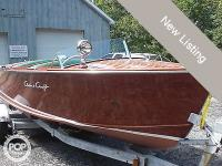 - Stock #77072 - This Classic Chris-Craft has been