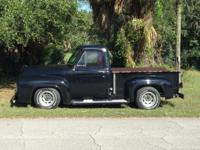 1953 Ford F-100, 400 cu. in. engine nearly stock,
