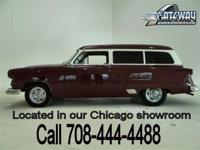 1953 Ford Ranch Wagon 2 Door for sale. This rare find