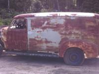 YOU DO N'T SEE THESE FOR SALE TO OFTEN:. 1953 GMC 1 ton