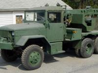 For Sale. 1953 Studebaker M108WW - M108 With Winch.