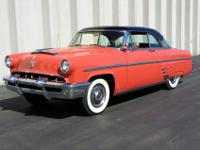 1953 Mercury Monterey CoupePeriod Correct SPANISH