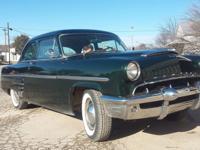 -Rare!  -All original. -1953 mercury 2 door with brand