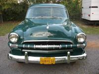 1953 Plymouth Cranbrook club coupe standard with