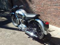 THIS 1953 TRIUMPH T100 (TIGER 100) HAS BEEN CORRECTLY