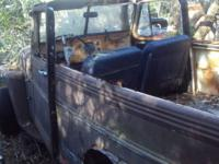 1953 Willys Jeep Wagon Set up for 350 Chevy Engine.