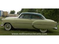1953 Chevrolet 210, 2 door, original 235, 3 speed,