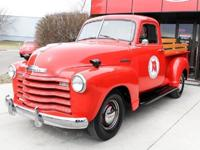 1953 Chevrolet 3100 Pickup All Original Numbers