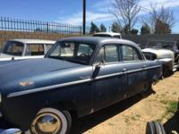 1953 WILLYS ACE AERO 4 DOOR SEDANS FOR SALE I HAVE 2