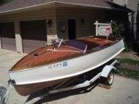 Type of Boat: Power Boat Year: 1954 Make: Hafer Model: