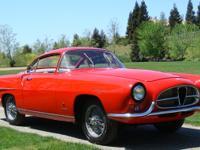 1954 Alfa Romeo 1900SS Ghia Coupe ID# AR1900C01838 1 0f