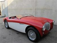 1956 Austin-Healey 100-4 BN2 This is a very nice 1956