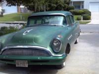 1954 Buick Roadmaster Riviera, 63,816 original miles.