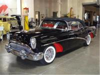 We are very pleased to offer this remarkable 1954 Buick