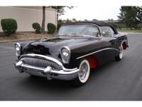 1954 Buick Skylark   This car was the recipient of a