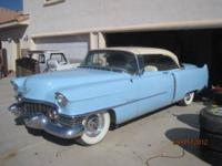 1954 Cadilac Coupe DeVille ..Series 62 ..331 V8 Engine