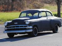 I have up for sale is my 1954 Chevrolet 210 2dr Bel