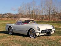 1954 Chevrolet Corvette  Only approximately 5 54