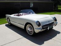 1954 Chevrolet Corvette Convertible 2-DoorBeautiful