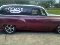 1954 Chevy Sedan Delivery for sale (SC) - $25,500. 1954