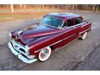 1954 Chrysler New Yorker Highlander. This was built in
