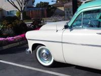 1954 Dodge Hemi Coronet one owner until now. This Dodge