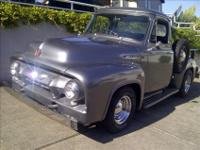 1954 Ford F1001954 Ford F100 model in great