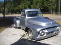 1954 Ford F100 for sale (FL) - $18,900. Mileage