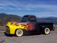 I'm selling my 1954 FORD F100 pick up truck. Taken down