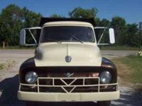1954 Ford F600 Classic Truck This classic dump truck