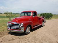 Color: Red Engine: 248cid Inline 6 Body: Pickup Doors: