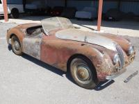This XK120 would make for a very worthy restoration