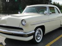 This 1954 Mercury Monterey is a past winner of the