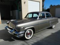 1954 Mercury Monterey, same owner since 1955. -This