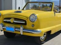 1954 Metropolitan Nash (NV) - $11,900 2 door
