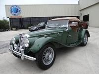1954 Mg TF 2DR museum quality all matching numbers a