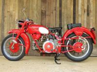 If you know Guzzis, you know these bikes were nicknamed