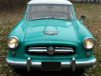 1954 Nash Metropolitan CoupeThis is one of the earliest